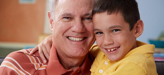 Grandparents Day is Sunday, September 10