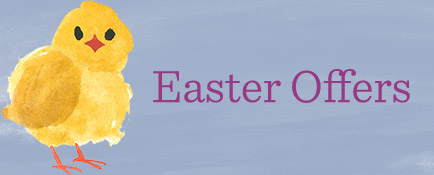 Shop Easter offers to save this spring.