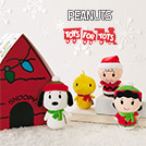 Holiday Peanuts itty bittys special offer