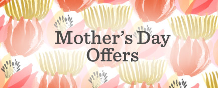 Finding the perfect gift doesn't have to break the bank with these great Mother's Day offers.