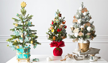 Find fun decorating ideas for your tree.
