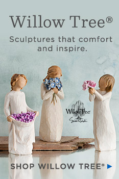 Shop Willow Tree® sculptures and figurines.