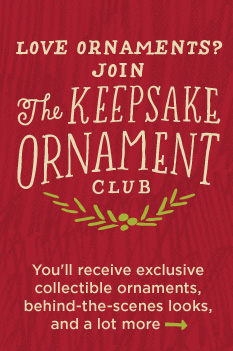 Keepsake Ornament Club