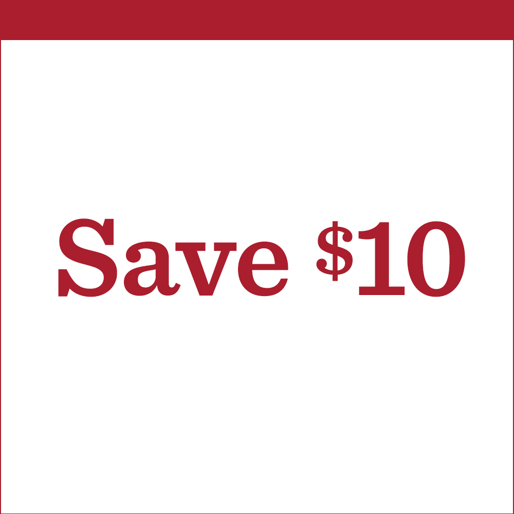 Save $10 on KOC membership