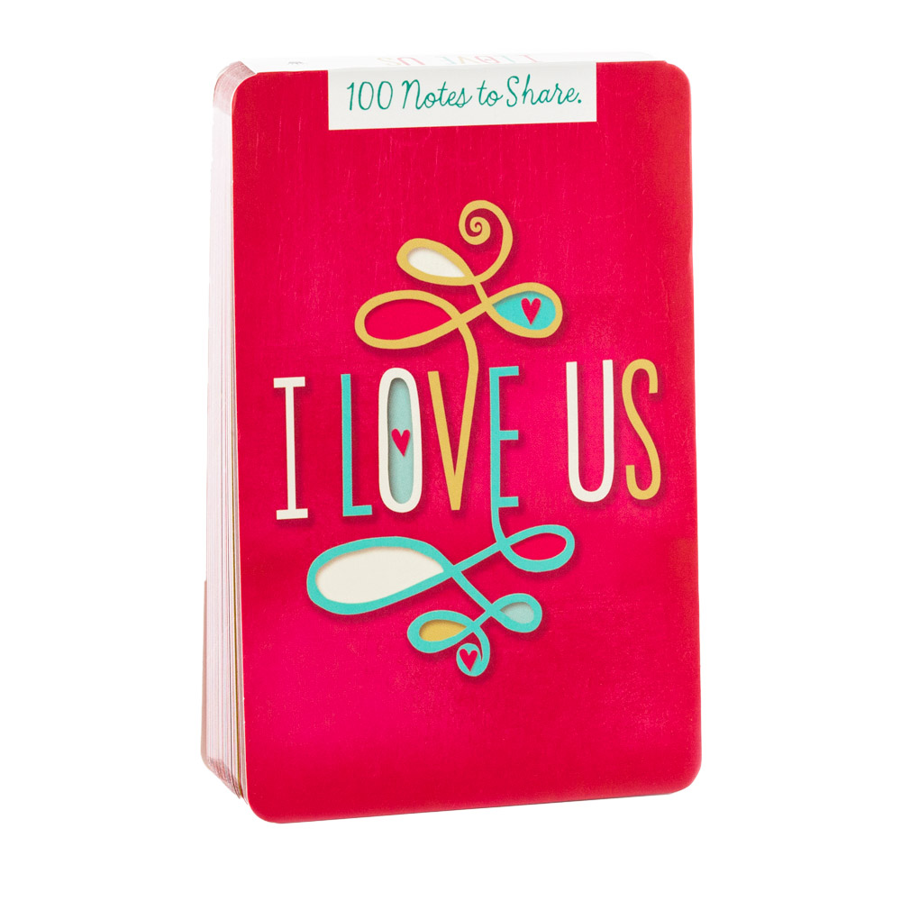 I Love Us (Love Notes) Gift Book