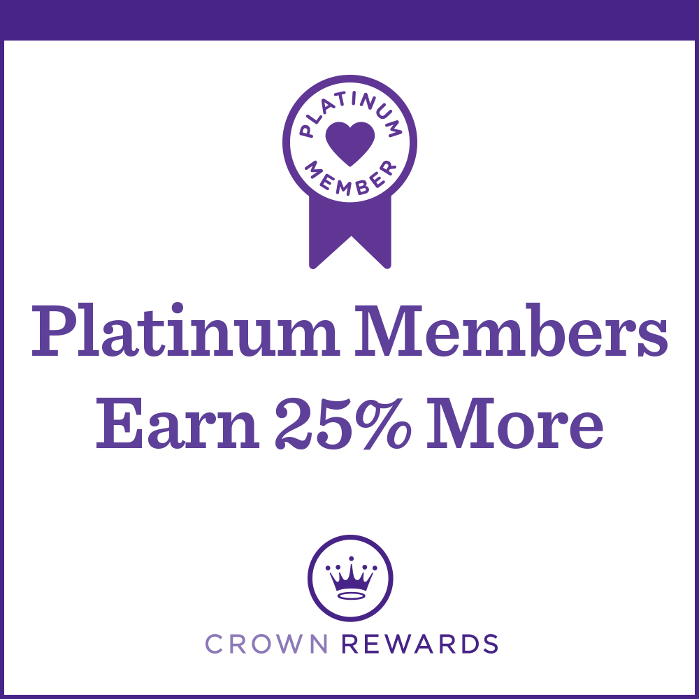 Platinum members earn 25% more