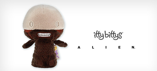 Online exclusive: ALIEN™ Xenomorph™ itty bittys®