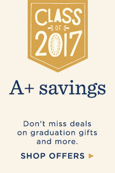 Don't miss deals on graduation gifts and more.