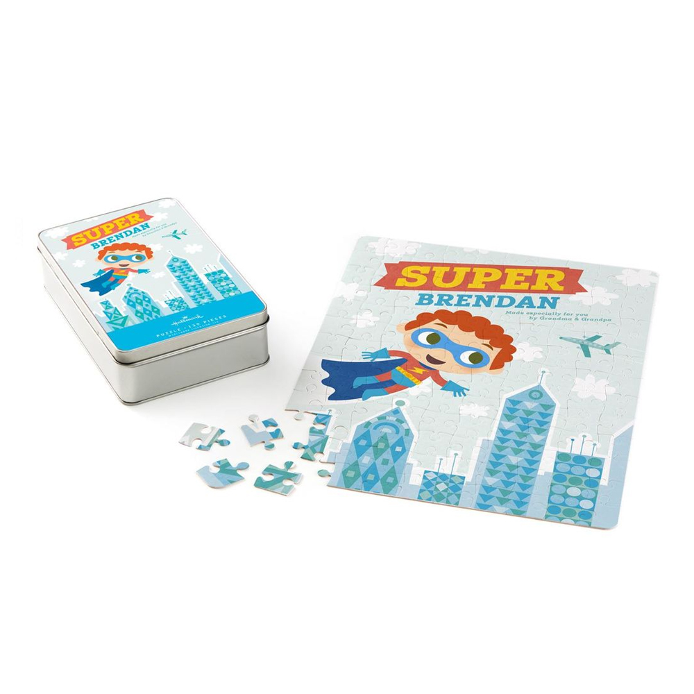$5 off Personalized Puzzles