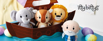 Noah's Ark collection itty bittys®