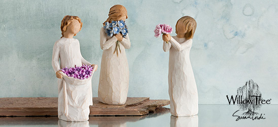 Willow Tree Figurines at Hallmark