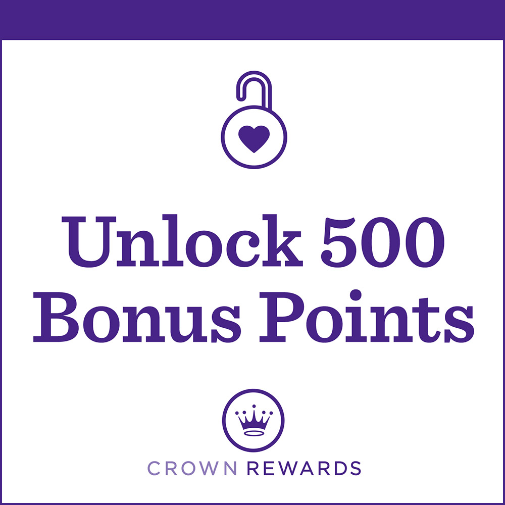 Unlock 500 Bonus Points in store with your email address