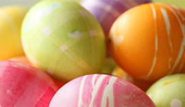 Get some fun Easter egg decorating ideas.