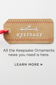 All the Keepsake Ornament news you need is here.