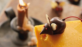 Find five fun and easy Halloween recipes from Hallmark.