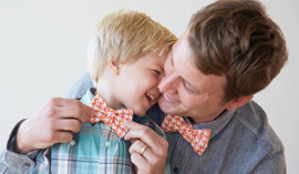 Find ideas for Dad's Day crafts and gifts.