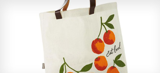 Special price: Eat Local Market Bag