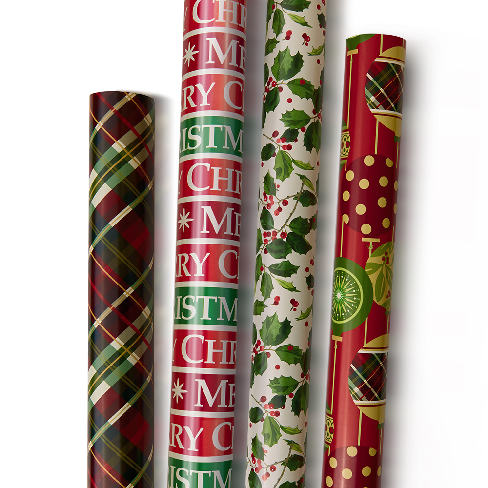 Hallmark Holiday Gift Wrap