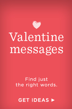 Get tips on what to write in a Valentine's Day card.