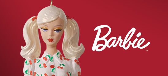 Shop Barbie gifts and decor at Hallmark.
