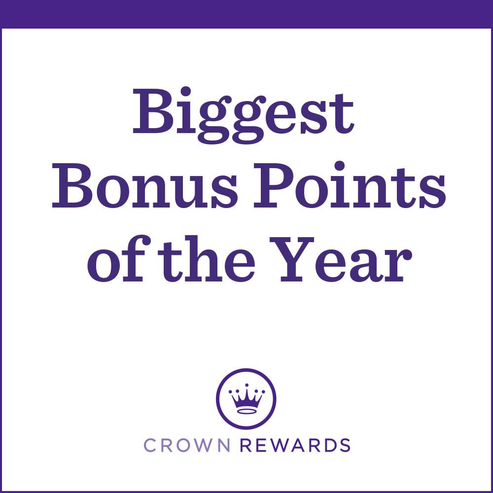 Biggest Bonus Points of the Year