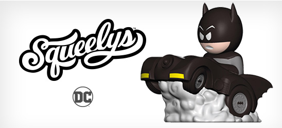 New Squeelys figurines are fun for kids of all ages.