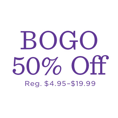 BOGO 50% off Hallmark Stationery