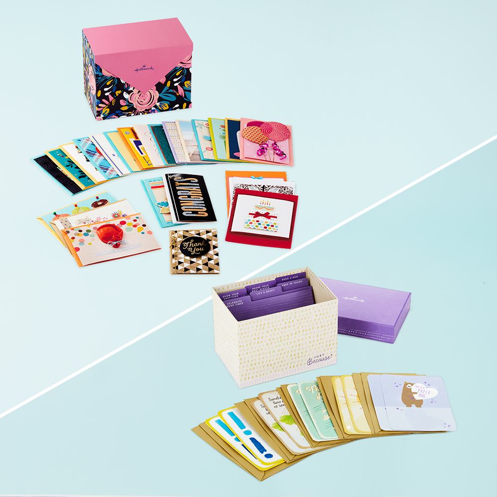 Hallmark Card Assortment Box