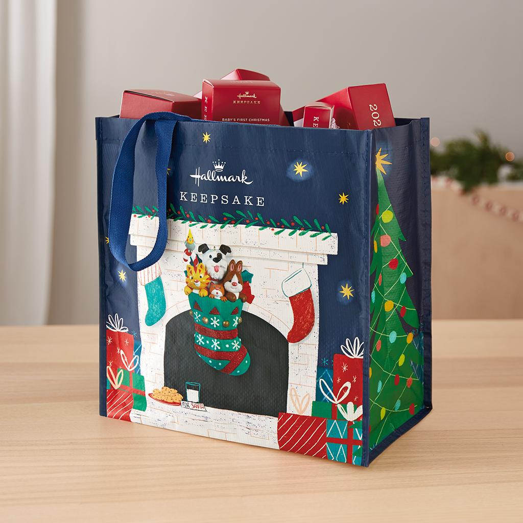 Stocking Stuffers Reusable Tote Bag
