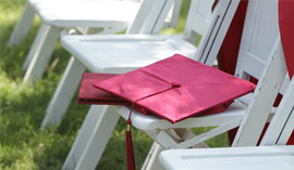 Get more than 60 graduation wishes, plus writing tips.