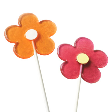 Spring Daisy Lollipop in-store special offer