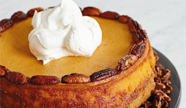 Try out some tasty fall pumpkin recipes.