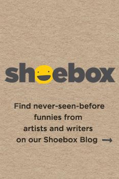 Shoebox blog