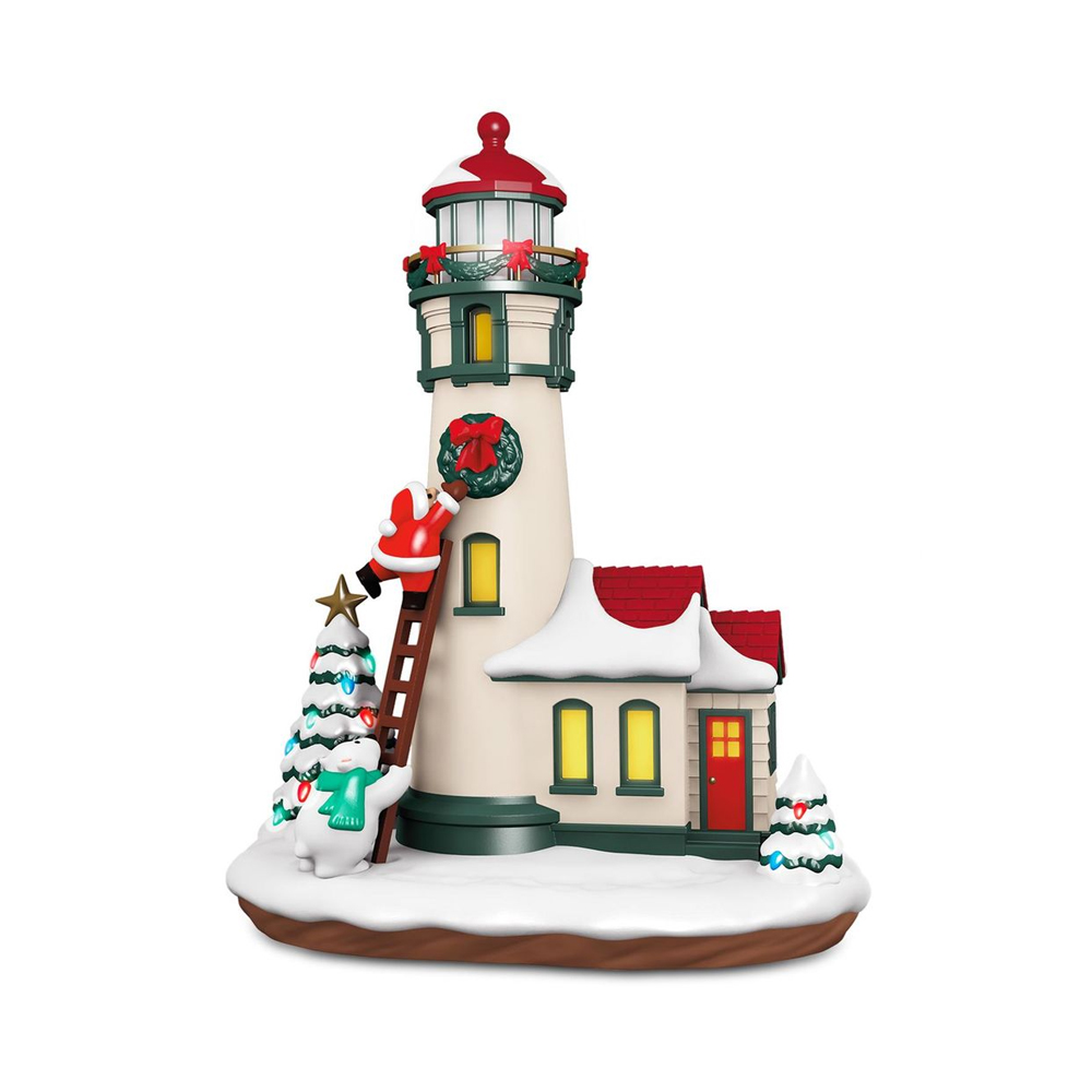 Luminous Lighthouse Musical Table Decoration