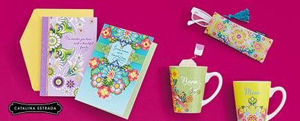 Catalina Estrada cards, mugs and accessories
