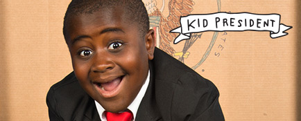 Hallmark cards and gifts now feature Kid President's message of positivity.