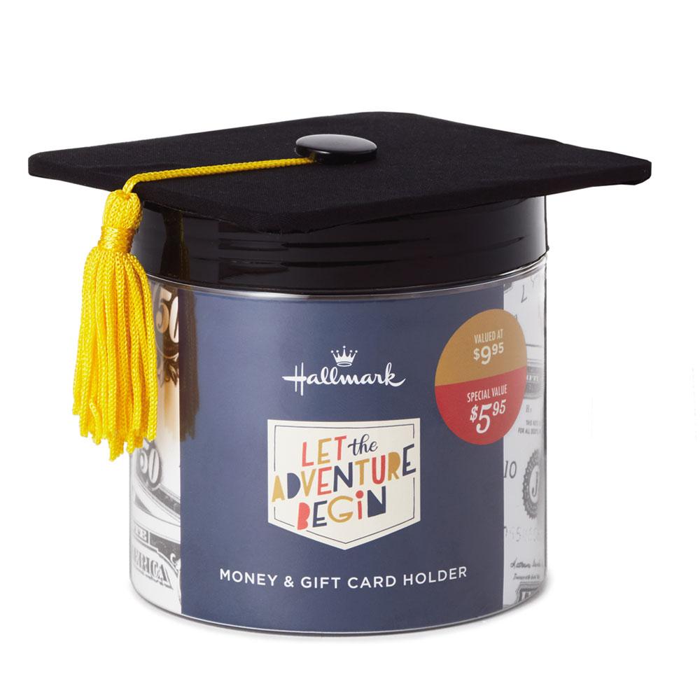 Graduation Cap Gift Container