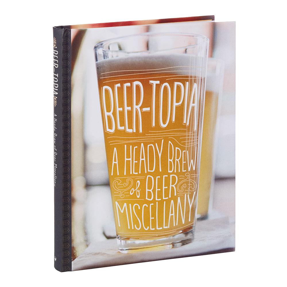Hallmark Beer-topia Book
