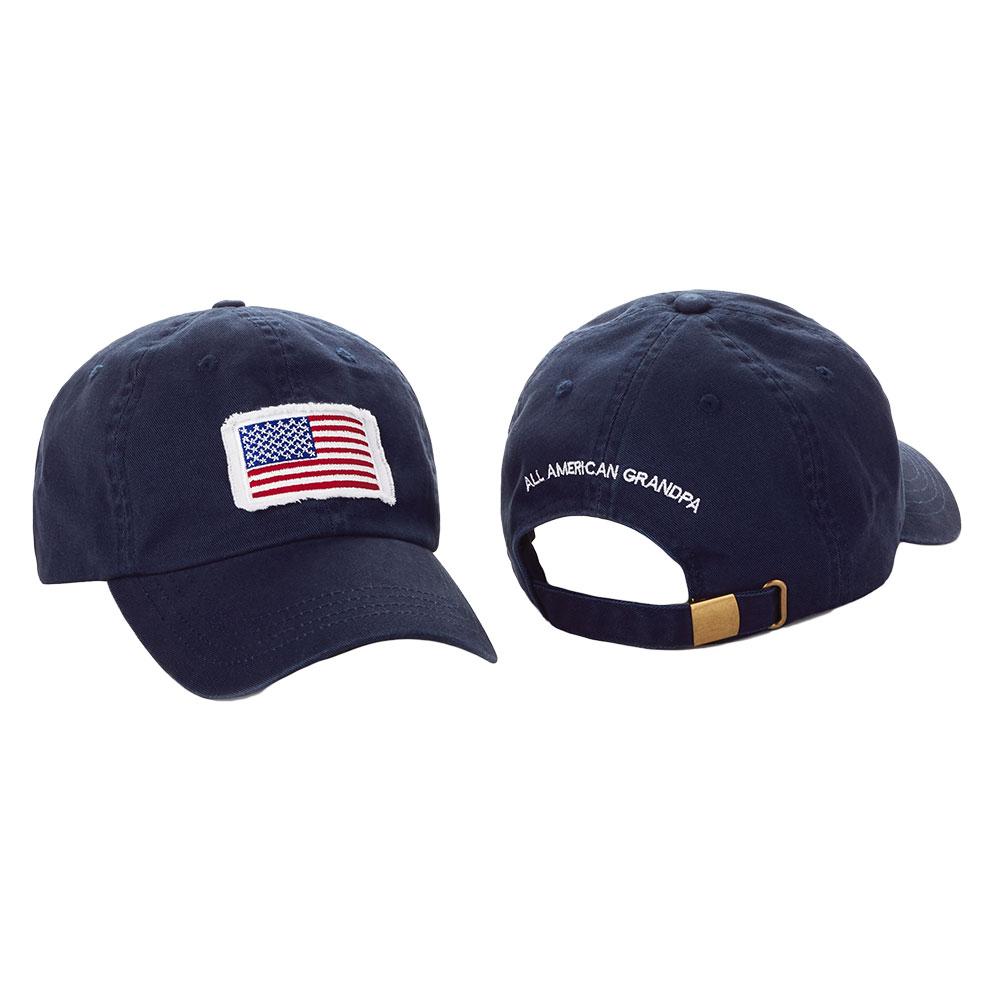 All-American Baseball Hats