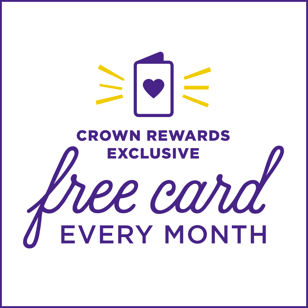 Free Card Every Month