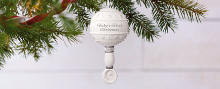 Keepsake Celebrations ornaments have just what you need to commemorate any event in life.