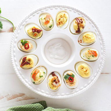 Easter egg platter special offer