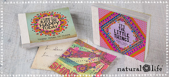 Find natural life® at Hallmark.