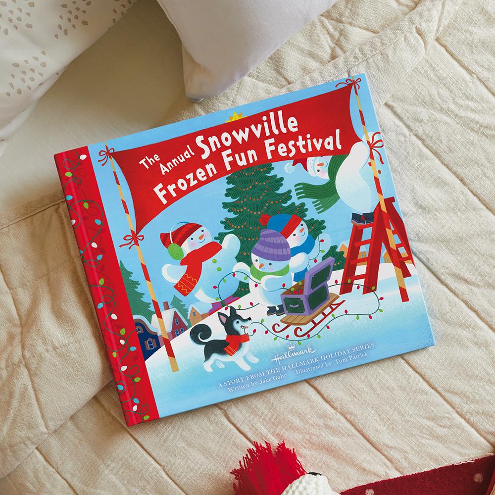 The Annual Snowville Frozen Fun Festival Book