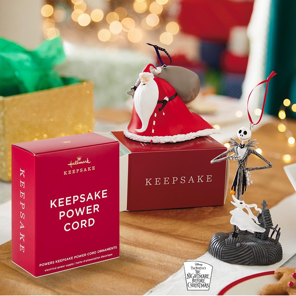Keepsake Power Cord