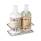 Crafters & Co. Bath Caddy and Bath Products