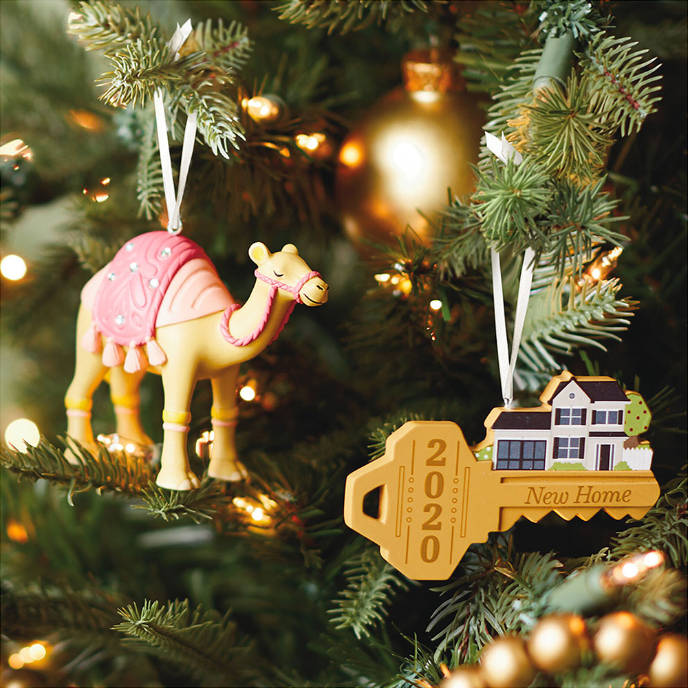 Hallmark Tree Trimmers ornaments