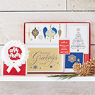 Hallmark holiday boxed cards