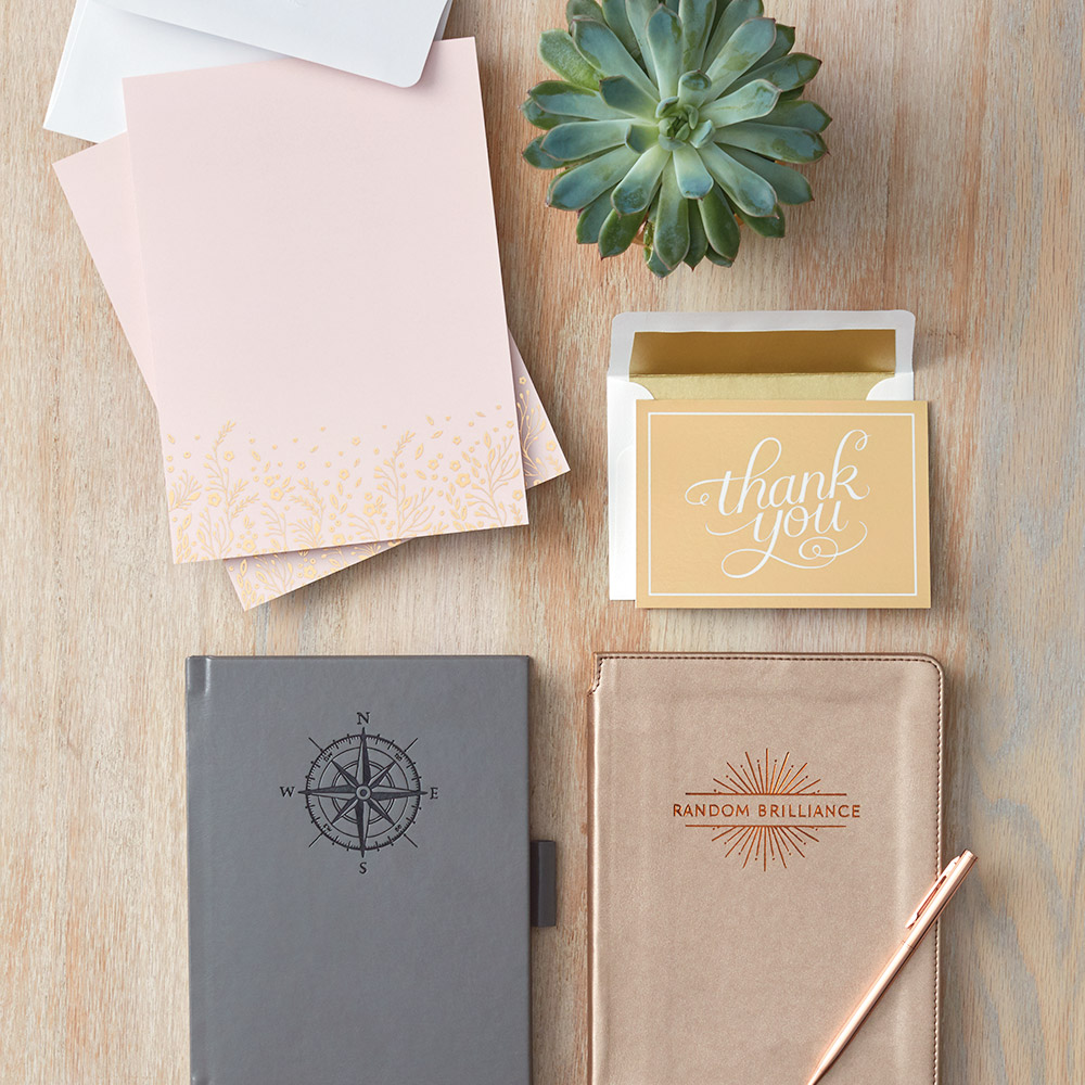 Hallmark Stationery, Journals and Desk Accessories