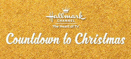 Hallmark Channel, the heart of TV, presents Countdown to Christmas.